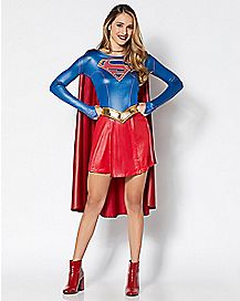 Adult Supergirl Costume - Supergirl