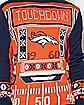 NFL Denver Broncos Light Up Ugly Christmas Sweater - Unisex