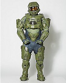 Adult Master Chief Armor Costume - Halo