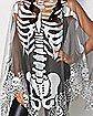 Skeleton Poncho