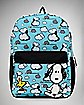 Snoopy & Woodstock Peanuts Backpack