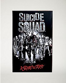 In Squad We Trust Suicide Squad Wall Art