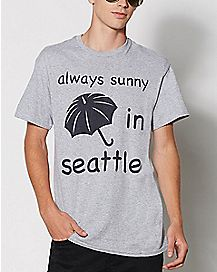 Always Sunny in Seattle T Shirt