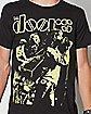 The Doors Group T Shirt
