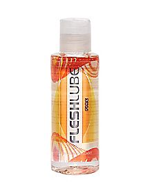 Fleshlube Fire Water-Based Warming Lube - 4 oz