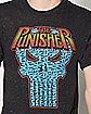 Retro Punisher T Shirt - Marvel Comics