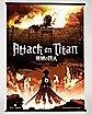 Attack on Titan Wall Scroll