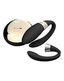 Tiani 2 Rechargeable Waterproof Massager 3.3 Inch - Lelo