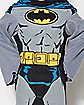 Being Batman Fleece Blanket with Sleeves