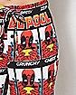 Deadpool Taco Lounge Pants