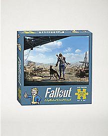 Neighborhood Patrol Fallout Puzzle