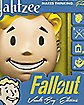 Vault Boy Fallout Yahtzee Dice Game