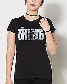 The Thing Logo T Shirt - The Thing
