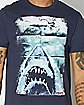 Poster Jaws T Shirt