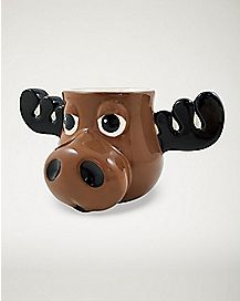 Moose Mug 15 oz. - National Lampoons Christmas Vacation