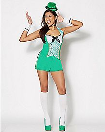 Adult Darlin Leprechaun Costume