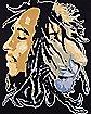 Lion Bob Marley Tapestry