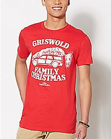 Griswold Family Christmas T Shirt