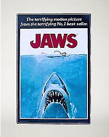 Jaws Wall Art
