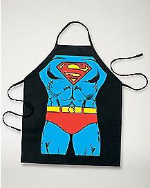 Superman Character Apron - DC Comics