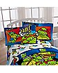 Teenage Mutant Ninja Turtles Full Sheet Set