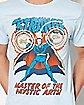 Master of The Mystic Arts Doctor Strange T Shirt - Marvel Comics