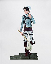 DXF Cleaning Version Levi Figure - 6.5 inch Attack on Titan