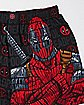 Deadpool Quotes Boxer Briefs - Marvel Comics