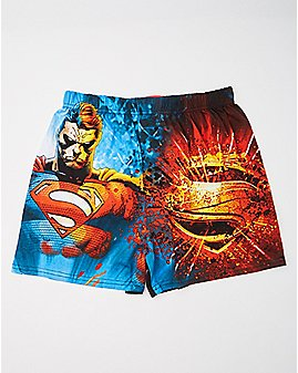Logo Superman Boxer - DC Comics