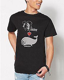 Brook Laboon One Piece T Shirt