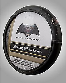 DC Comics Batman vs. Superman Steering Wheel Cover