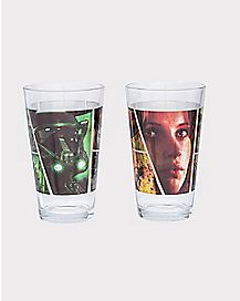 Pint Glass 2 Pack 16 oz. - Star Wars Rogue One