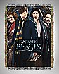 Fantastic Beasts and Where to Find Them Throw Blanket