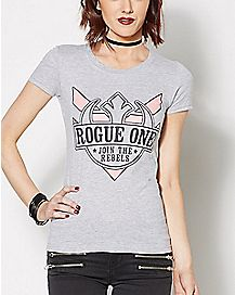 Rebels Rogue One T Shirt - Star Wars