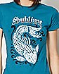 Koi Fish Sublime T Shirt