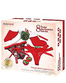 Bodywand Under The Mistletoe Gift Set