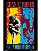 Guns N' Roses Illusion Poster
