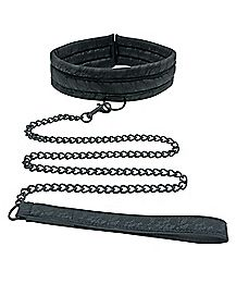 Lace Collar and Leash