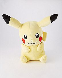 Pikachu Plush Backpack - Pokemon