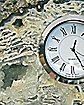 Natural Agate Clock - 4 lbs.