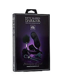 Principles of Lust Couples Kit - Fifty Shades Darker