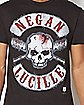 Negan Lucille T Shirt - The Walking Dead