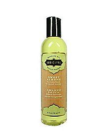 Massage Oil  Sweet Almond 8 oz -  Kama Sutra