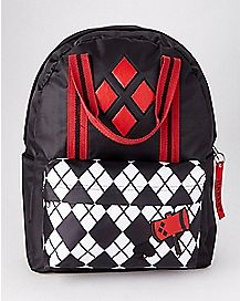 Harley Quinn Pocket Backpack - DC Comics