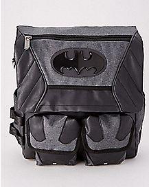 Convertible Batman Backpack