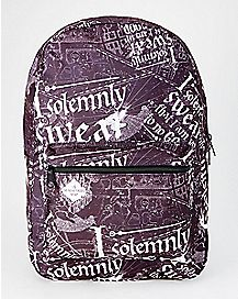 I Solemnly Swear Backpack - Harry Potter