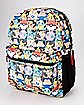 Pokemon Checkered Backpack