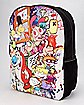 Nick Rewind Mash Up Backpack - Nickelodeon