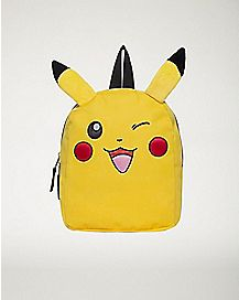 Mini Pikachu Pokemon Backpack