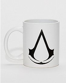 Crest Coffee Mug 11 oz - Assassin's Creed